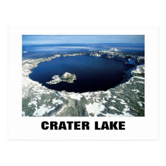 Postal Lago crater