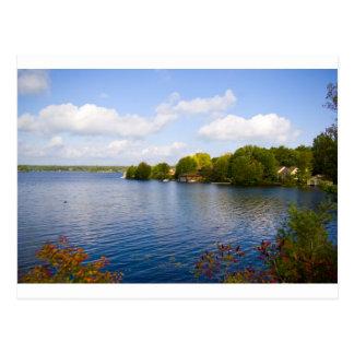 Postal lago del muskoka