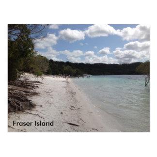 Postal Lago McKenzie, isla de Fraser, Queensland