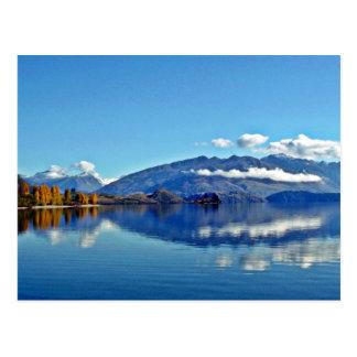 Postal Lago Wanaka