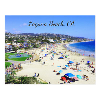 Postal Laguna Beach, CA