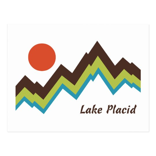 Postal Lake Placid