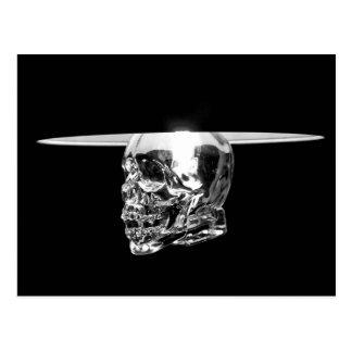 Postal Lámpara del cráneo del vatio de Lo