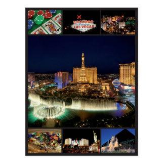 Postal Las Vegas - Estados Unidos