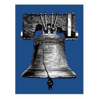 Postal Liberty Bell, siglo XIX