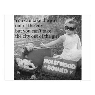 Postal Límite de Hollywood
