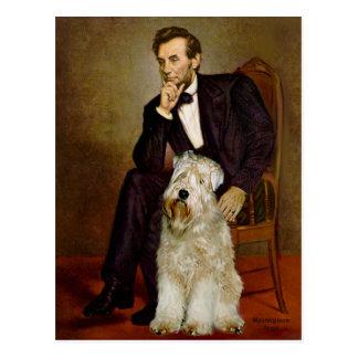 Postal Lincoln - Terrier de trigo 7
