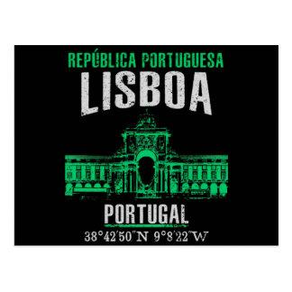 Postal Lisboa