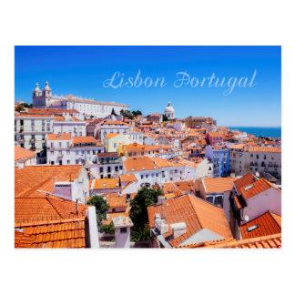 Postal Lisboa Portugal