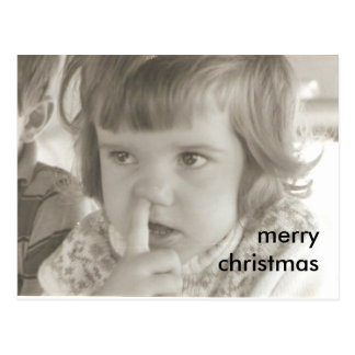 Postal little_katie, Felices Navidad