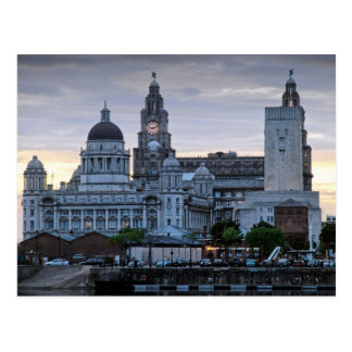 Postal Liverpool Liverbuildings
