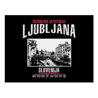 Postal Ljubljana