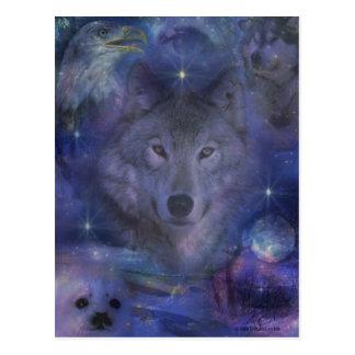 Postal Lobo - líder del paquete