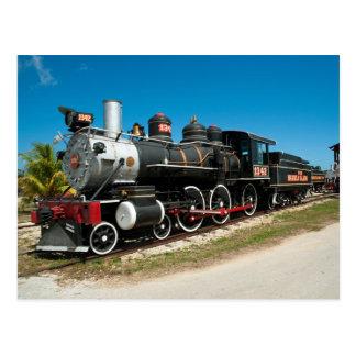 Postal Locomotora de vapor de Baldwin