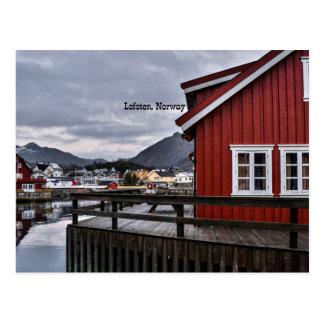 Postal Lofoten, Noruega