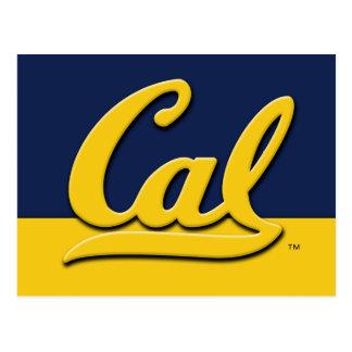 Postal Logotipo de la caloría