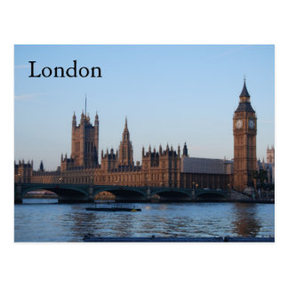 Postal Londres