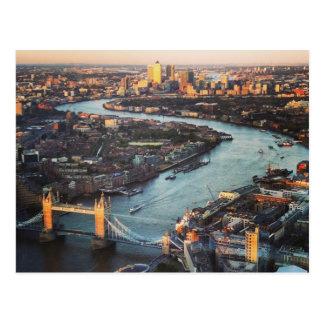 Postal Londres, Reino Unido