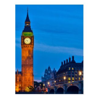 Postal Londres - Reino Unido