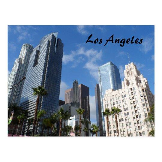 Postal Los Ángeles céntrico