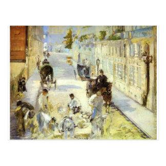Postal Los camino-componedores, ruda de Berna de Eduardo