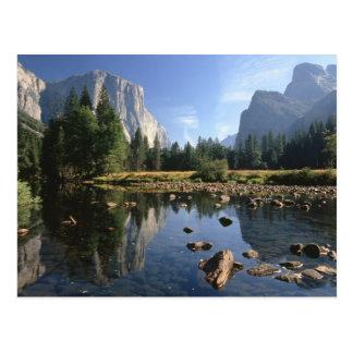 Postal Los E.E.U.U., California, parque nacional de