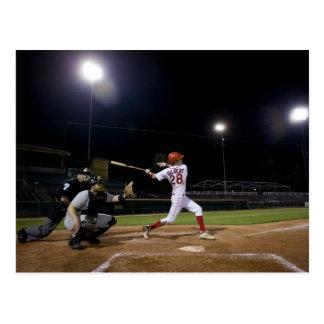 Postal Los E.E.U.U., California, San Bernardino, béisbol