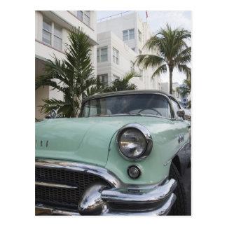 Postal Los E.E.U.U., la Florida, Miami Beach: Beach del