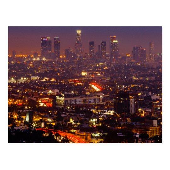 Postal Los EE.UU - California - Los Ángeles - Mulholland