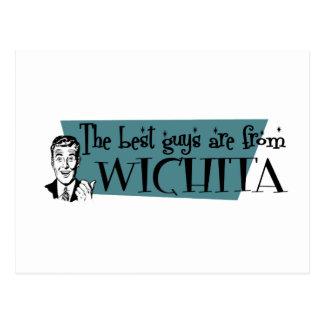 Postal Los mejores individuos son de Wichita