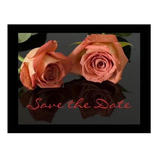 Postal Los rosas, ahorran la fecha