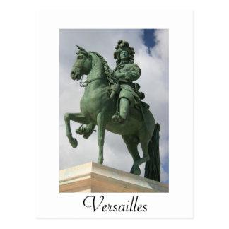 Postal Louis el XIV