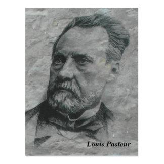 Postal Louis Pasteur, Dolle, Francia -
