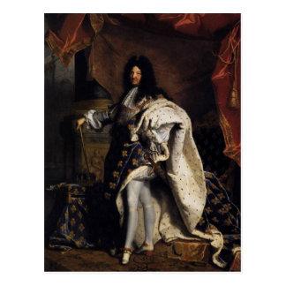 Postal Louis XIV