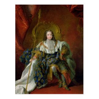 Postal Louis XV 1723
