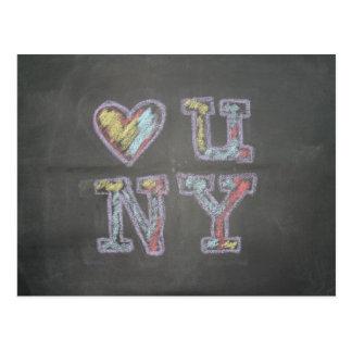 Postal loveU NY