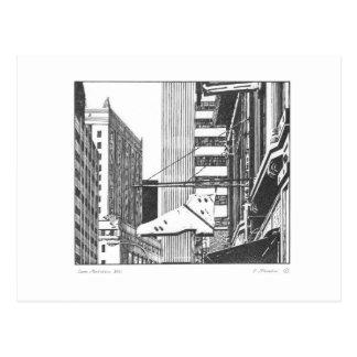 Postal Lower Manhattan NYC