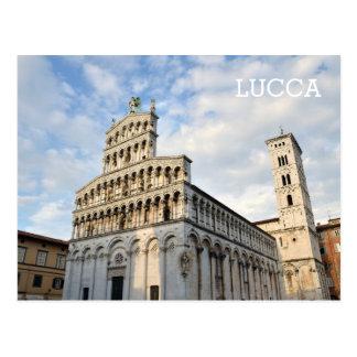 Postal Lucca, Italia