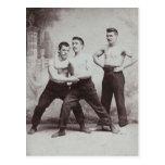 Postal Luchadores del Victorian