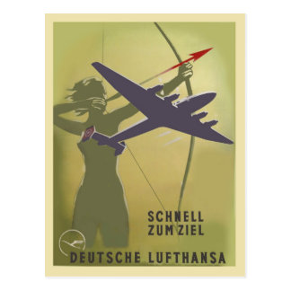 Postal Lufthansa 1937