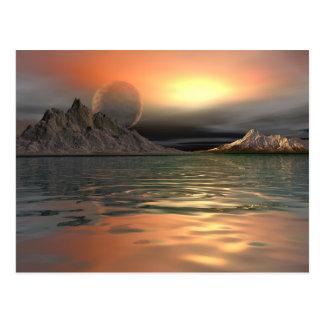 Postal Luna de Antartica