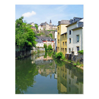 Postal Luxembourg