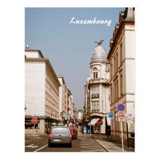Postal Luxemburgo