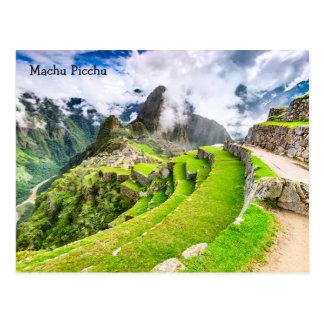 Postal Machu Picchu, Cusco - Perú