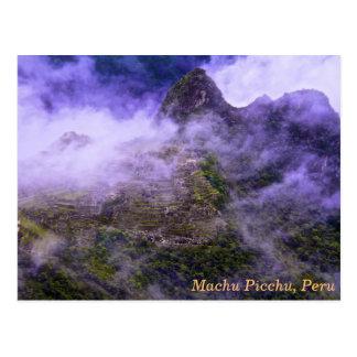 Postal Machu Picchu, Perú