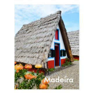 Postal Madeira
