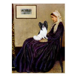 Postal Madre de las marmotas - Papillon 1