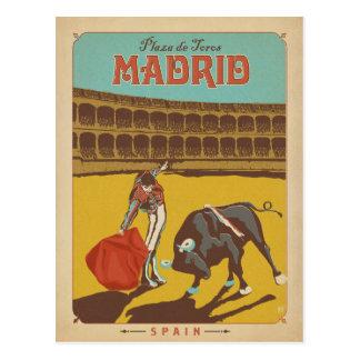 Postal Madrid, España
