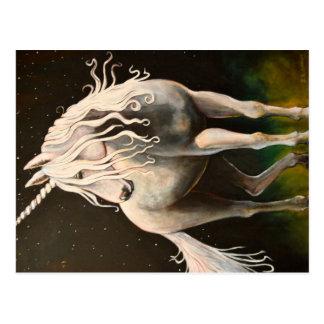 Postal Majestad el unicornio