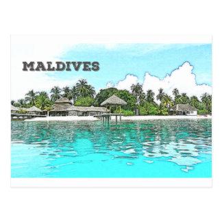 Postal Maldivas